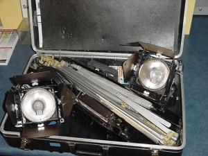 Lowel light kits