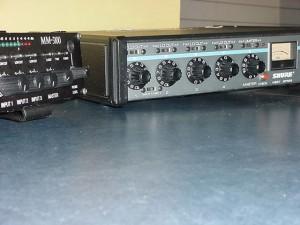 Audio mixers (portable)
