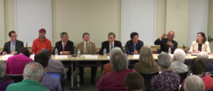 State Assembly 24th District Candidate Forum